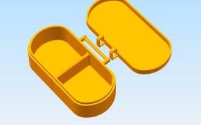 藥盒子模型