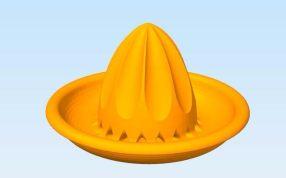 榨汁機盤模型
