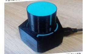 基于電位計設計的USB音量控制器