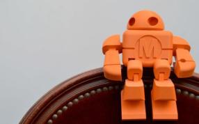 M机器人造型