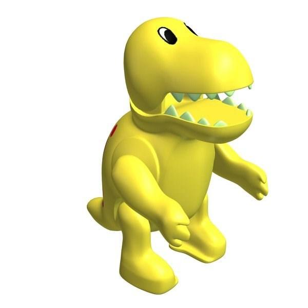 恐龙打印模型