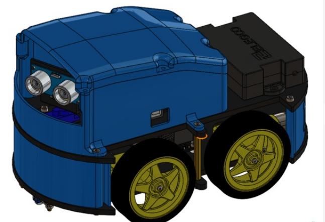 Elegoo智能机器人车