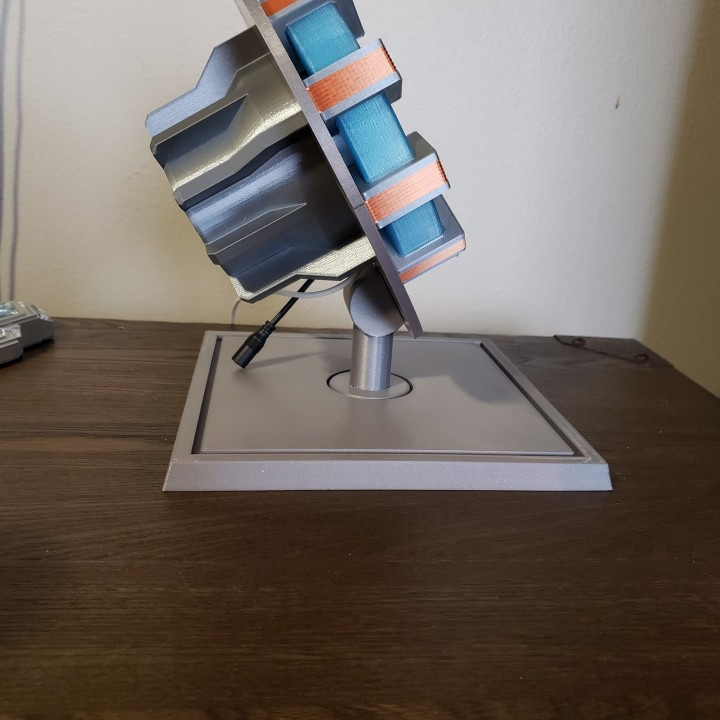 铁人电弧反应堆