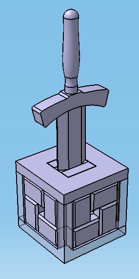 圣剑迷宫盒
